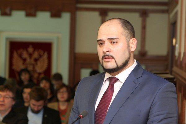 Директор департамента туризма Приморского края Константин Шестаков